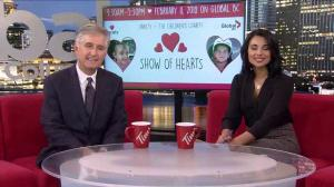 Sneak peek of 52nd annual Variety Show of Hearts telethon