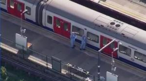 At least 22 injured in 'terrorist' incident on London subway train