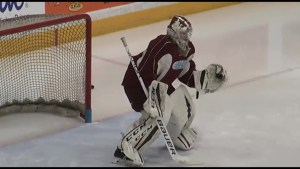 Peterborough Petes goalie Dylan Wells says he's motivated following Team Canada snub