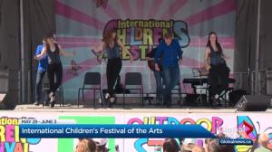 International Children's Festival of the Arts underway in St. Albert