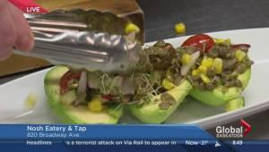 Nosh Eatery features vegetarian-inspired menu