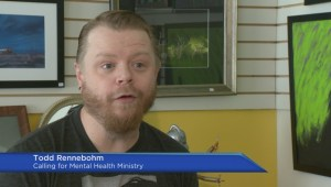 Sask. man petitions for ministry of mental health