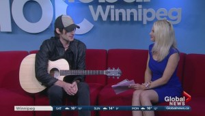 Canadian country artist Ryan Laird aiming to inspire students
