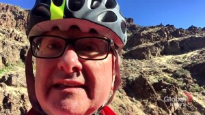 Richard Cloutier: Video log, Cycle of Hope – July 11