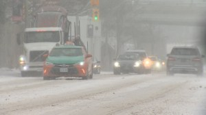 Major winter storms hit several Canadian cities