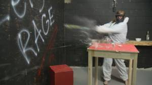 Regina Rage Room helps customers blow off steam