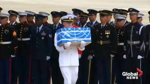 North Korea transfers suspected remains of fallen soldiers in Korean War to the United States