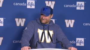 RAW: Blue Bombers Mike O'Shea Media Briefing – May 22