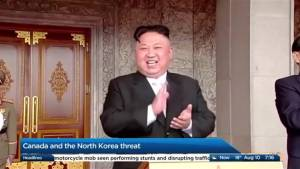 Does North Korea pose a threat to Canada?
