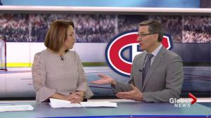 Brian Wilde: Montreal Canadiens return from the U.S.
