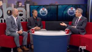 Edmonton Oilers Hockey Institute for young players