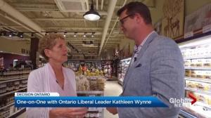 Focus Ontario election special: One-on-One with Kathleen Wynne