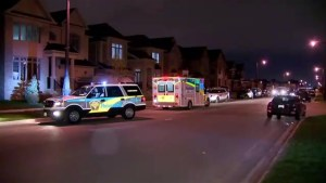 Man shot and killed outside Kleinberg home