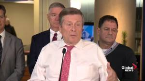 Toronto could step in following rent request from management after Parliament Street fire: Tory