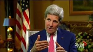 Iraq crisis: John Kerry meets Kurdish leadership