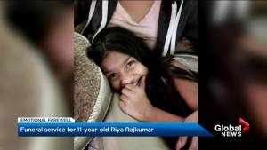 Family, friends, community say goodbye to slain 11-year old