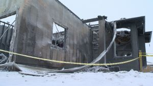 'Everybody is thinking of them' Sunday morning fire destroys home in Pilot Butte