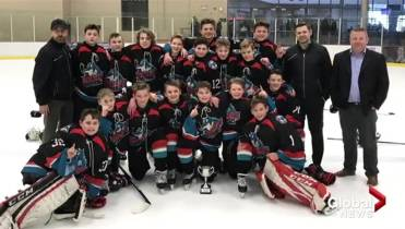 Kelowna Peewee Rockets Headed To Quebec For Top Tournament