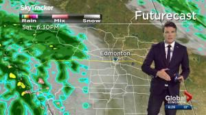Edmonton Weather Forecast: Aug. 16