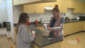 A helping hand for Montreal's homeless women