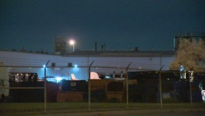 Chemical spill at North York recycling plant sends 4 to hospital