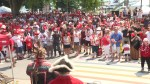 Scorching heat didn't stop Kingstonians from celebrating Canada Day