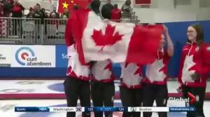 Nova Scotian curlers strike gold
