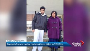 Family of mother, 2 teenaged sons killed in TCH apartment fire speaking about their loss