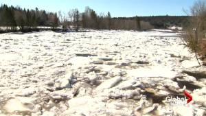 New Brunswick EMO issues warning as water levels rise