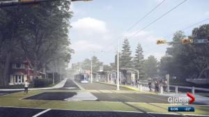 Glenora residents voice concern about traffic issues tied to coming Valley LRT Line