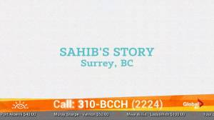 Miracle Weekend: Sahib's story