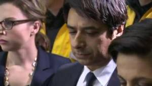 Jian Ghomeshi makes no comment as he leaves Toronto courthouse