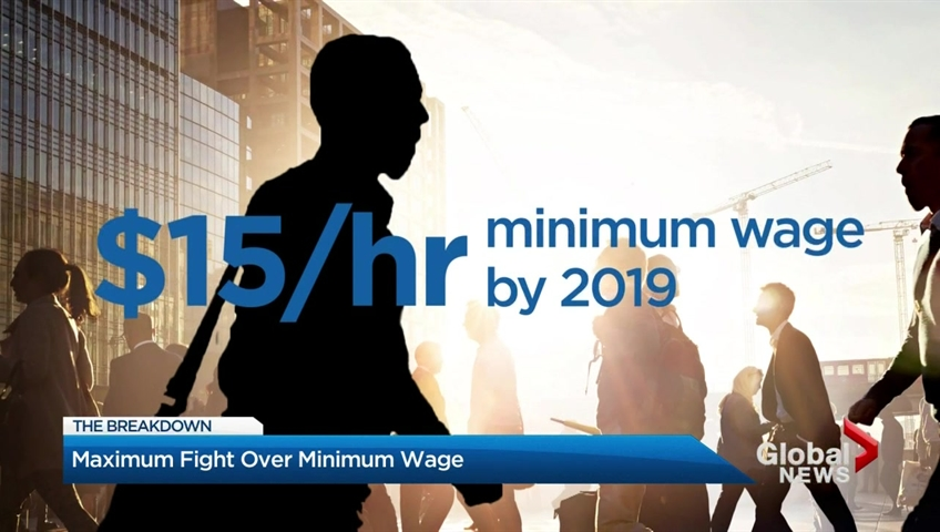 Florida minimum wage set to rise Monday