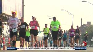 Runners get ready for 2019 Edmonton Marathon