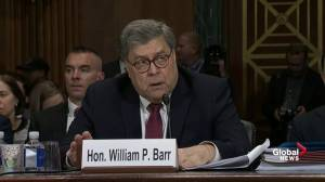 Barr on release of redacted Mueller report: I felt we had to put out something