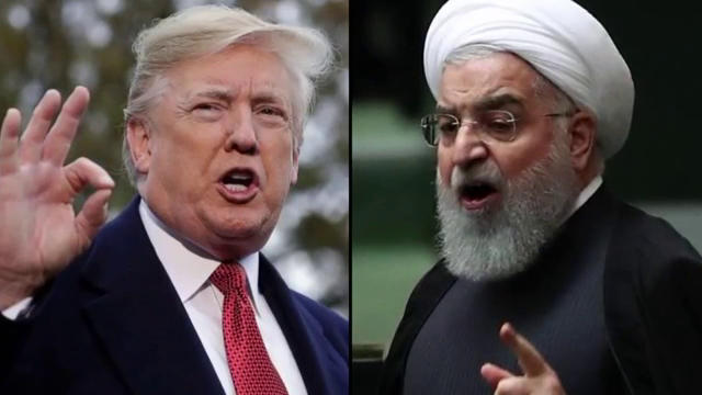 Sanctions on Iran `will soon be increased, substantially`, says US President Trump