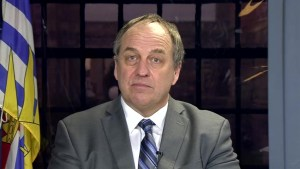 B.C. Budget 2016: Andrew Weaver's reaction