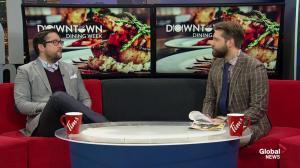 Edmonton's Downtown Dining Week Begins