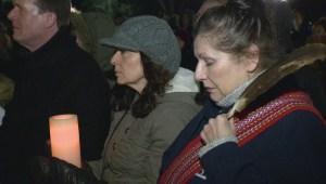 Close to 200 people attend La Loche vigil in Regina