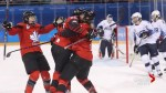 Wickenheiser expects Canada-U.S. gold medal game, but knows semi-final the toughest test