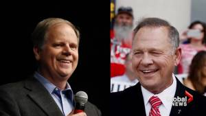 Final push underway in Alabama Senate race