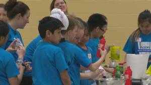 Manitoba program teaches kids to make healthy meals and lead healthy life