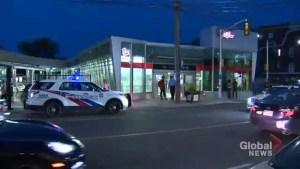 Toronto police investigate after woman falls in front of train at subway station