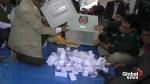 Bangladesh election violence kills  at least 17 people