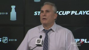 RAW: St. Louis Blues Craig Berube Post Game Reaction – Apr. 12
