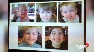 South Carolina mother testifies after her five children allegedly killed by their father