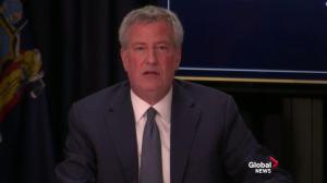 Amazon HQ2: New York mayor congratulate Virginia officials