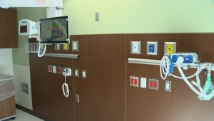 New Moose Jaw Hospital tour