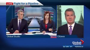If Kinder Morgan bails, Ottawa would back new Trans Mountain pipeline investors