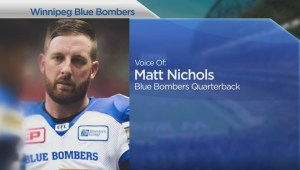 RAW: Blue Bombers Matt Nichols Interview – June 22
